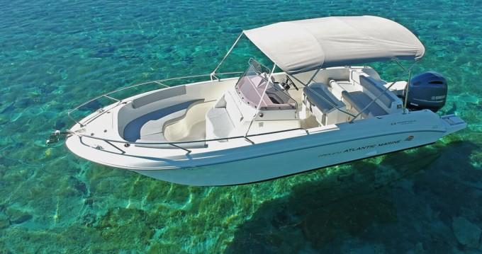 Hire Motorboat with or without skipper Atlantic Trogirski Zaliv