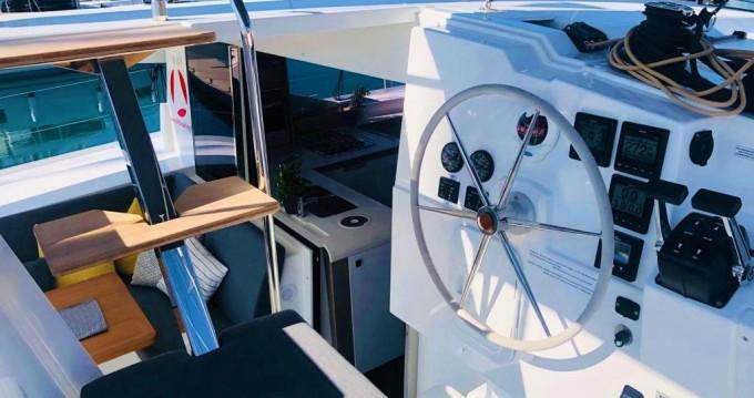 Rental yacht Pomer - Fountaine Pajot Fountaine Pajot Isla 40 - 3 cab. on SamBoat