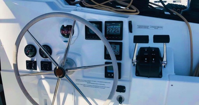 Fountaine Pajot Fountaine Pajot Isla 40 - 3 cab. between personal and professional Pomer