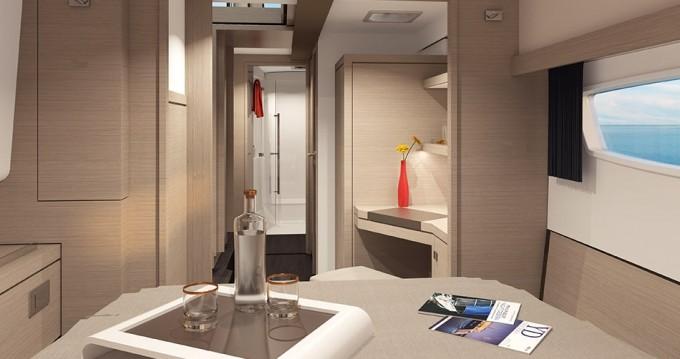 Rental yacht Seget Donji - Fountaine Pajot Fountaine Pajot Isla 40 - 4 + 1 cab. on SamBoat