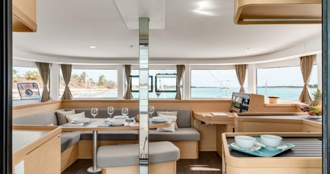 Rental Catamaran in Lefkada (Island) - Lagoon Lagoon 42