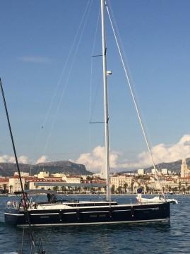 Rental yacht Split - Bavaria Bavaria C57 - 3 + 1 cab. on SamBoat
