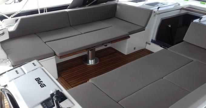 Boat rental Split cheap Bavaria C57 - 3 + 1 cab.