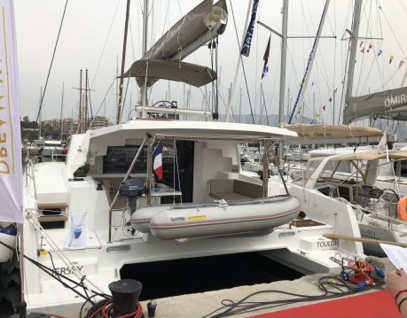 Hire Catamaran with or without skipper Catana Seget Donji