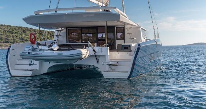 Rental yacht Primošten - Dufour Dufour 48 Catamaran - 5 + 1 cab. on SamBoat