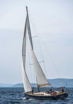 Boat rental Dufour Dufour 560 GL - 4 + 1 cab. in Primošten on Samboat