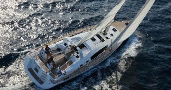Boat rental Lávrio cheap Oceanis 50 Family