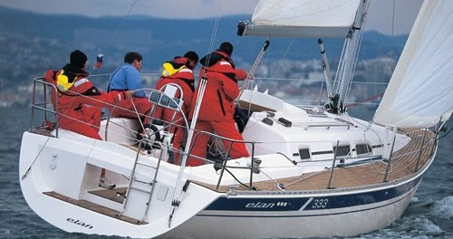 Hire Sailboat with or without skipper Elan Betina