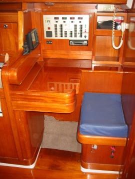 Rental Sailboat in Betina - Elan Elan 38