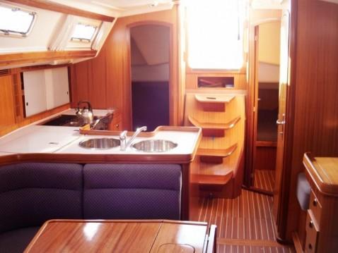 Rental Sailboat in Betina - Elan Elan 40