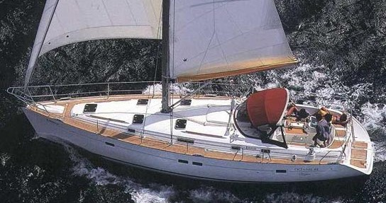 Boat rental Bénéteau Oceanis 411 Clipper in Betina on Samboat