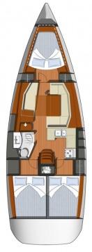 Boat rental Betina cheap Sun Odyssey 37