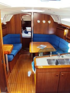 Rental Sailboat in Betina - Jeanneau Sun Odyssey 37