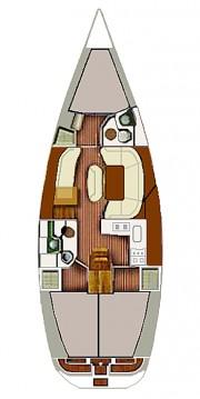 Rental Sailboat in Betina - Jeanneau Sun Odyssey 40