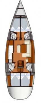 Hire Sailboat with or without skipper Jeanneau Betina
