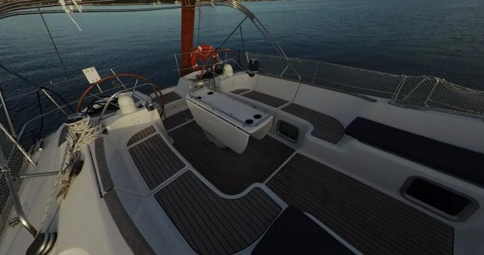 Rental Sailboat in Betina - Jeanneau Sun Odyssey 54 DS