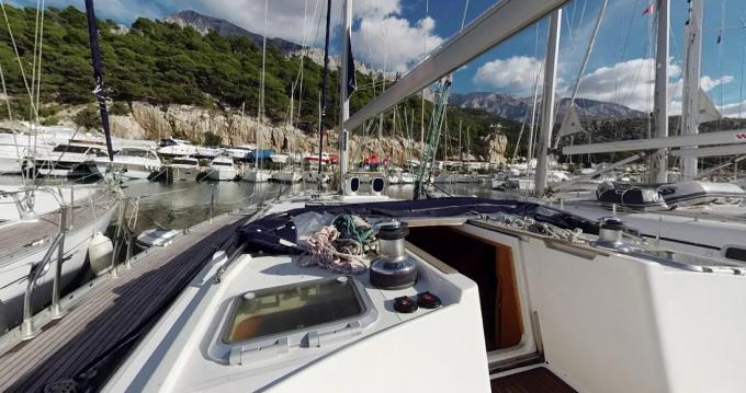 Rental Sailboat in Betina - Jeanneau Sun Odyssey 52.2