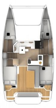 Rental Catamaran in Zadar - Aventura aventura 34