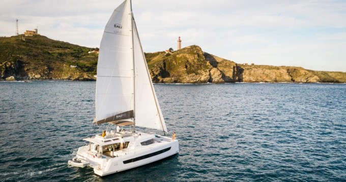 Hire Catamaran with or without skipper Catana Zadar