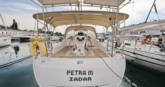 Bavaria Cruiser 36 between personal and professional Zadar