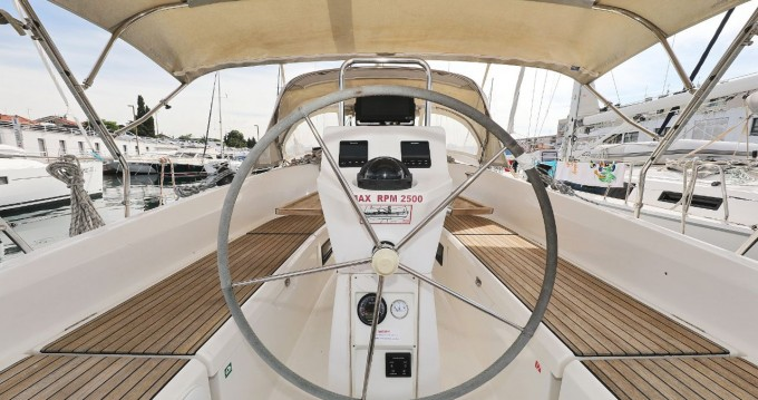 Rent a Bavaria Cruiser 36 Zadar