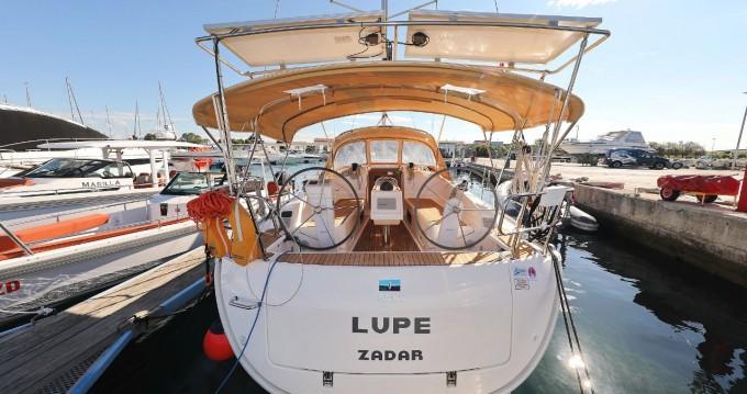 Bavaria Cruiser 37 between personal and professional Zadar