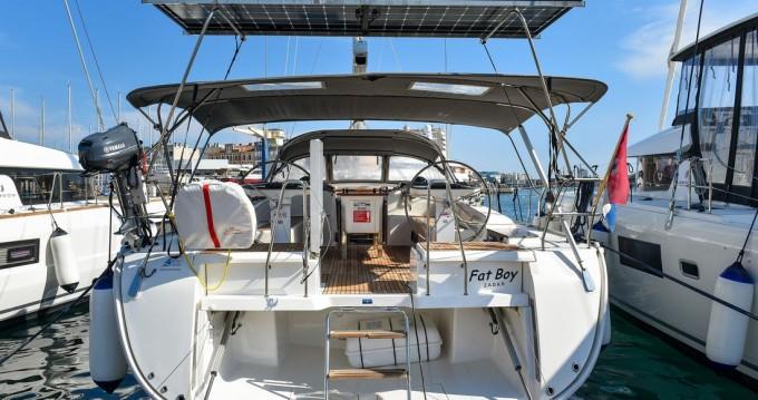 Rental Sailboat in Zadar - Bavaria Cruiser 56