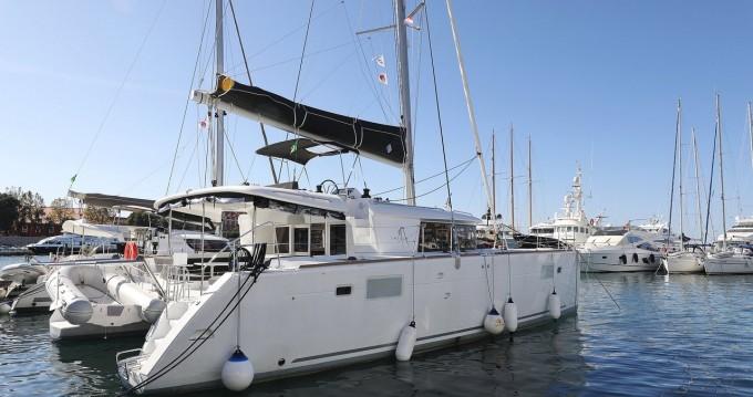 Rental Catamaran in Zadar - Lagoon Lagoon 450 F