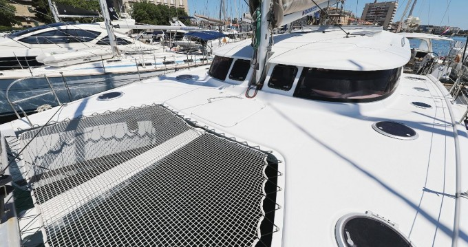 Fountaine Pajot Lipari 41 - 4 + 2 cab. between personal and professional Zadar