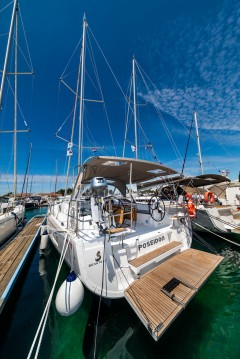 Bénéteau Oceanis 40.1 between personal and professional Zadar