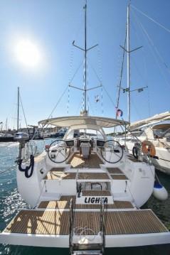 Rental yacht Zadar - Bénéteau Oceanis 45 on SamBoat