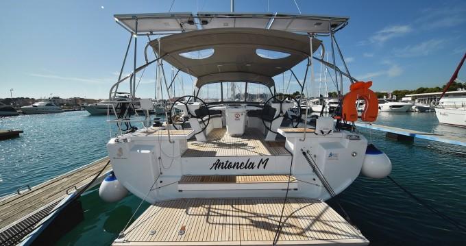 Boat rental Zadar cheap Oceanis 46.1