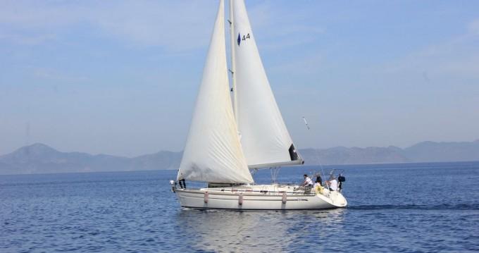 Boat rental Fethiye cheap Bavaria 44