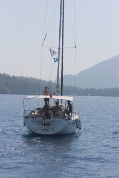 Boat rental Bavaria Bavaria 42 Cruiser in Fethiye on Samboat