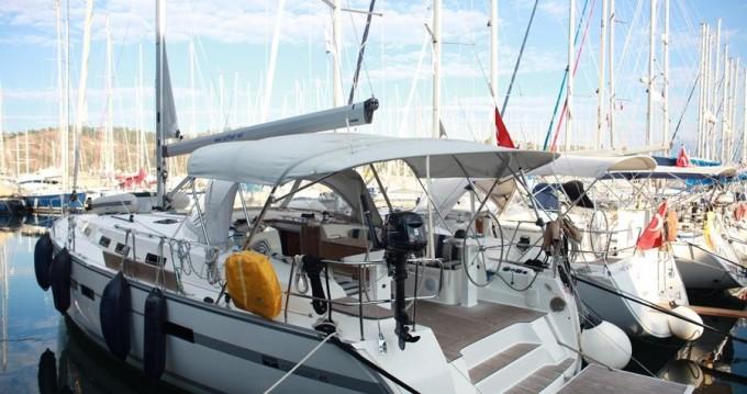 Rent a Bavaria Cruiser 45 Fethiye