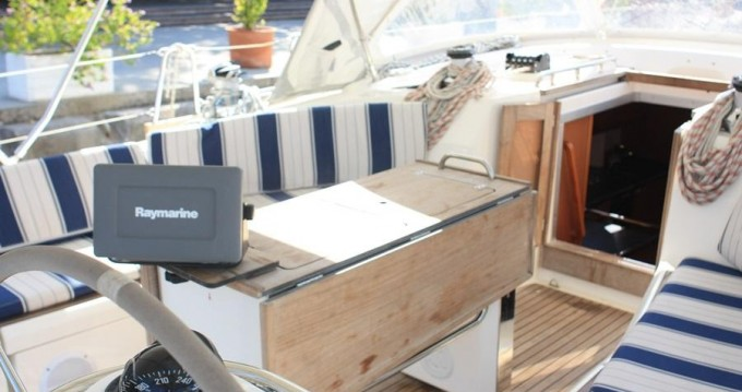 Bavaria Cruiser 45 between personal and professional Fethiye