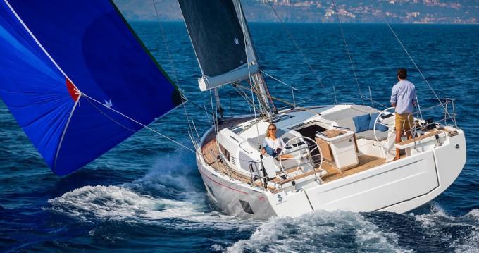 Boat rental Fethiye cheap Oceanis 46.1
