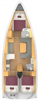 Boat rental Alimos cheap Bavaria C42