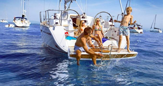 Rental yacht Ionian Islands - Bavaria Cruiser 41 on SamBoat