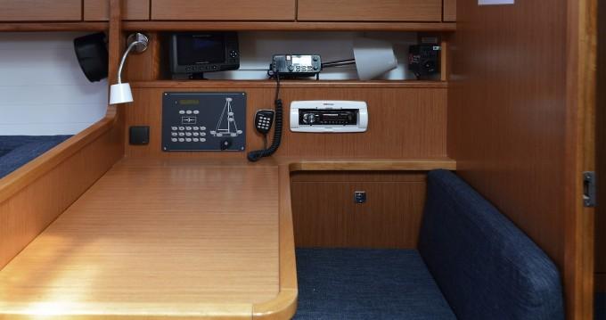 Boat rental Ionian Islands cheap Cruiser 41