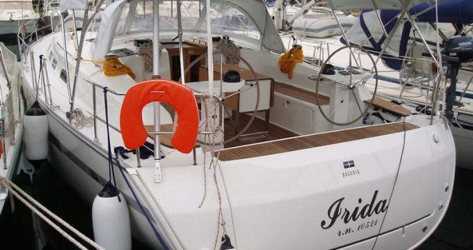 Bavaria Cruiser 45 between personal and professional Alimos
