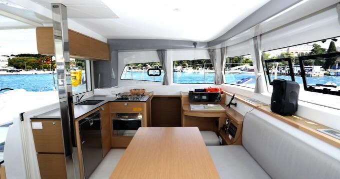 Rental Catamaran in Pula - Excess Excess 12