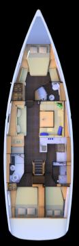 Boat rental Split cheap Jeanneau 51