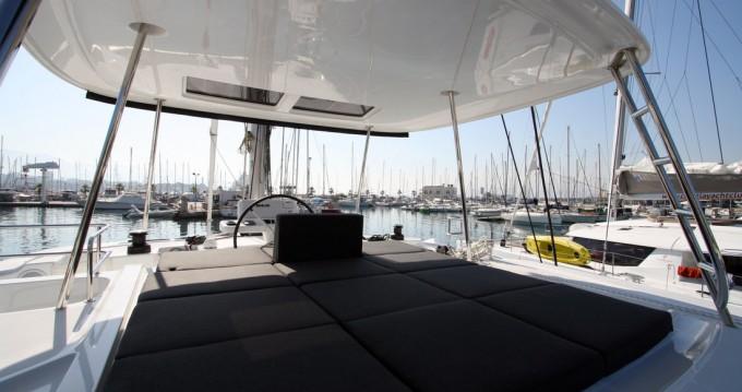 Rental Catamaran in Komolac - Lagoon Lagoon 50