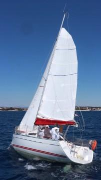 Boat rental Jeanneau Sun Fast 26 - 1 cab.  in Biograd na Moru on Samboat