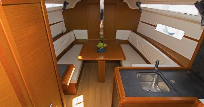 Rental Sailboat in Split - Jeanneau Sun Odyssey 349