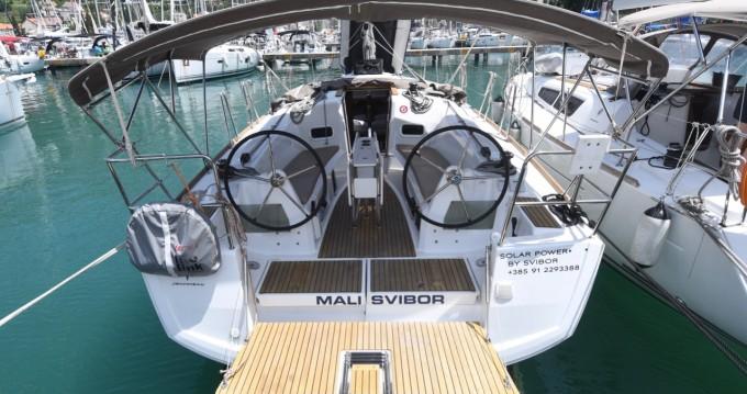 Boat rental Pula cheap Sun Odyssey 349