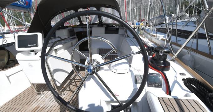 Rental Sailboat in Komolac - Jeanneau Sun Odyssey 419