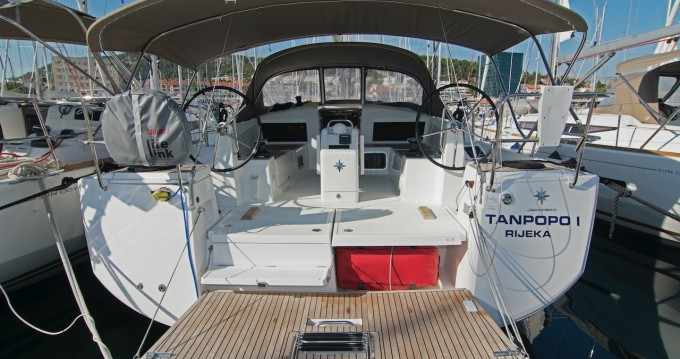 Hire Sailboat with or without skipper Jeanneau Split