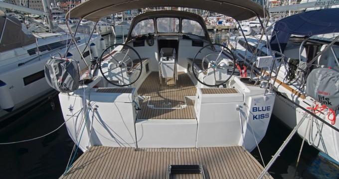 Rental yacht Split - Jeanneau Sun Odyssey 449 on SamBoat